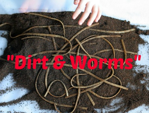 dirt & worms