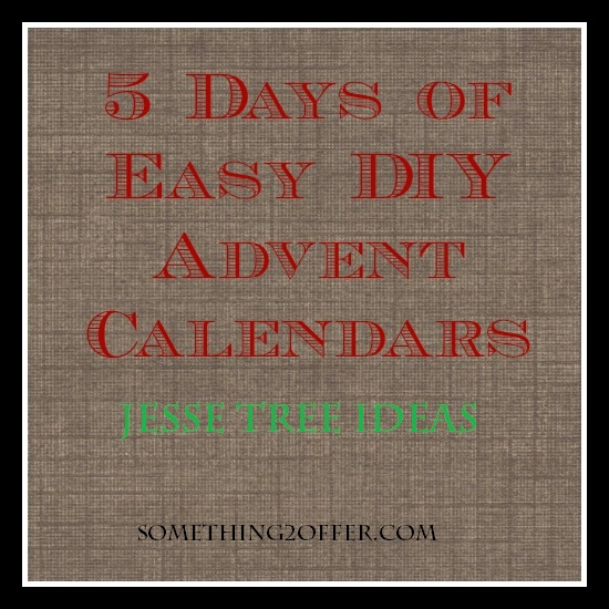 5 days DIY Advent jesse