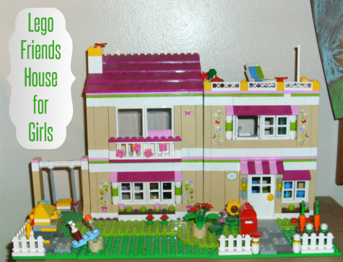 Lego Friends House for Girls