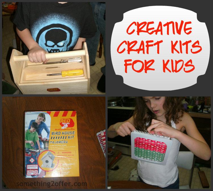 creative craft kits Collage