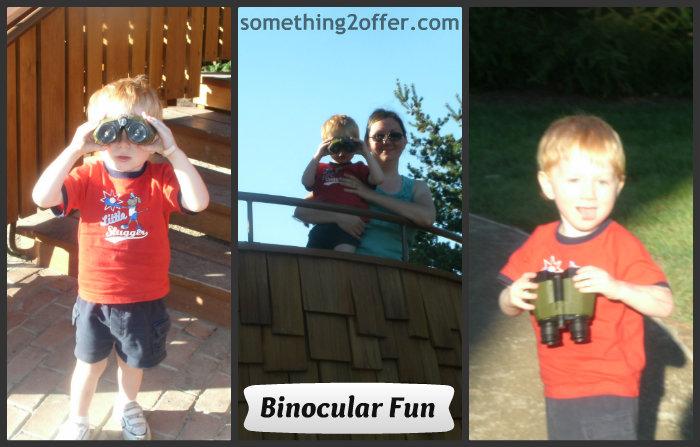 binocular fun