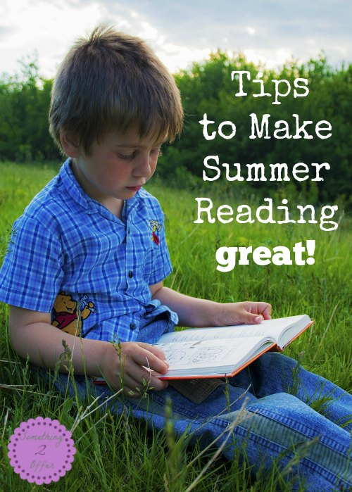 Tips to Make Summer reading great