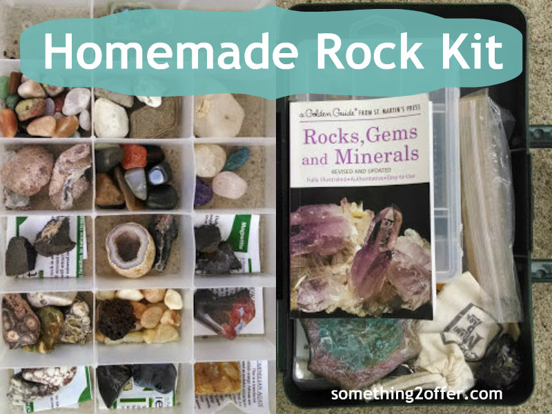 homemade rock kit