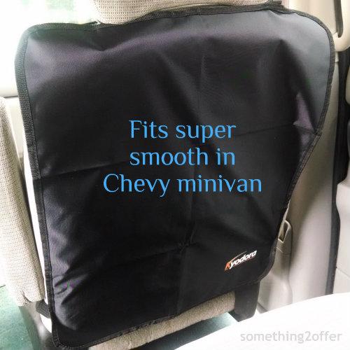 kick mats Chevy minivan