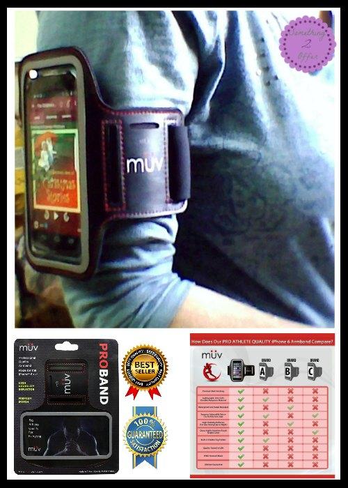 muv ProBand phone armband
