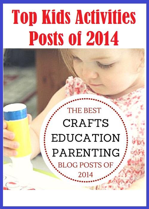 top kids activities of 2014