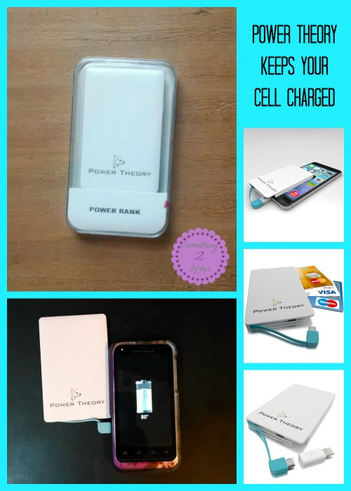 power theory keeps cell charged