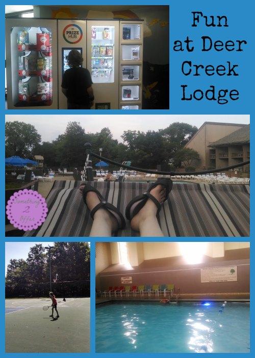 Fun at Deer Creek Lodge