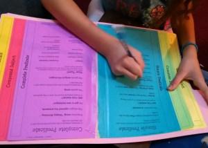 Write Shop writing curriculum folder
