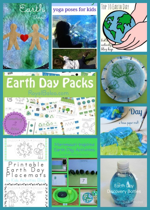 Top 10 Earth Day Learning Resources