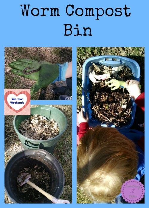 Worm Compost Bin