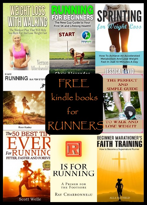 kindle books for runners