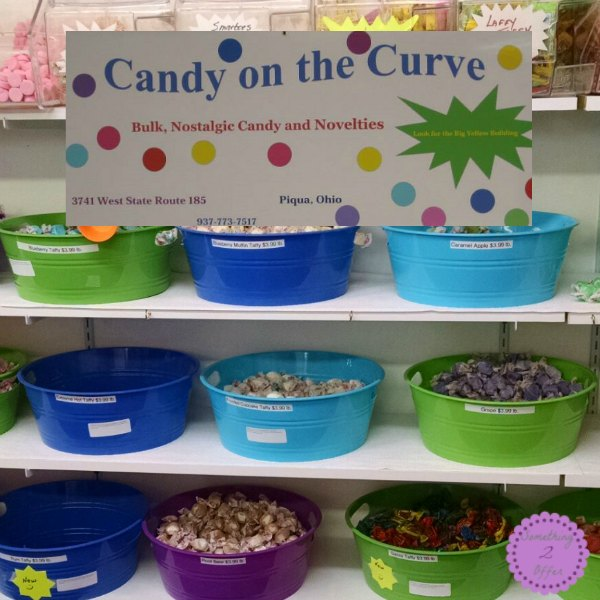 candy on the curve