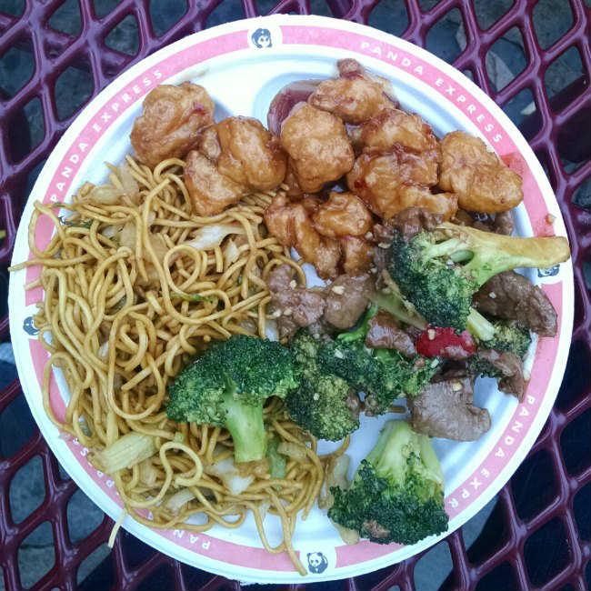 Cedar Point All Day Meal Plan