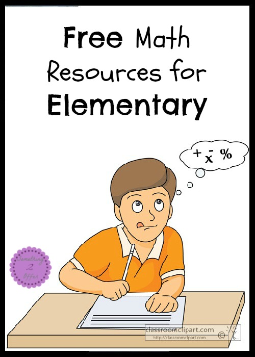 Free Math Resources for Elementary