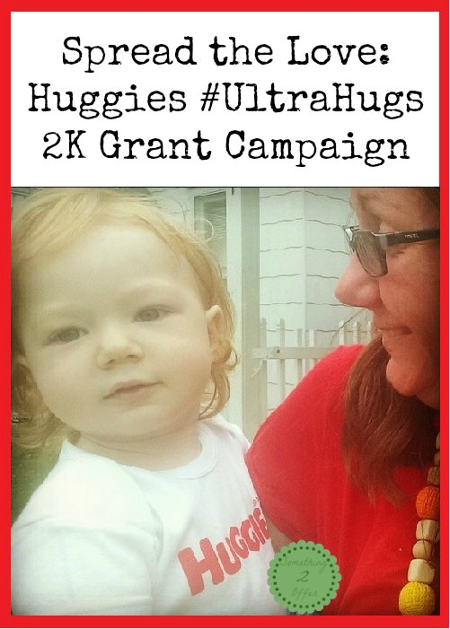 Spread the Love with Huggies #UltraHugs Campaign