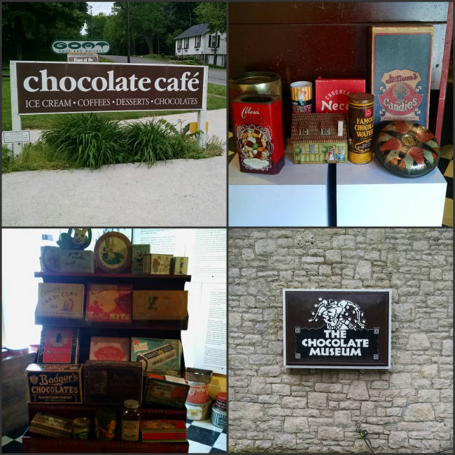 Chocolate Cafe and Chocolate Museum