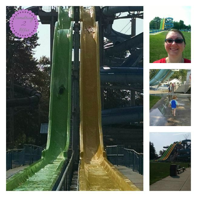 Pioneer Waterland Water Slides