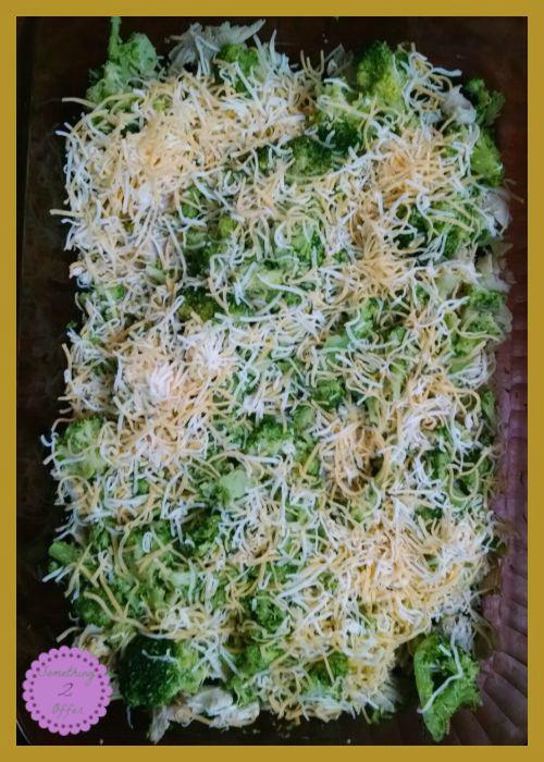 broccoli chicken cheese