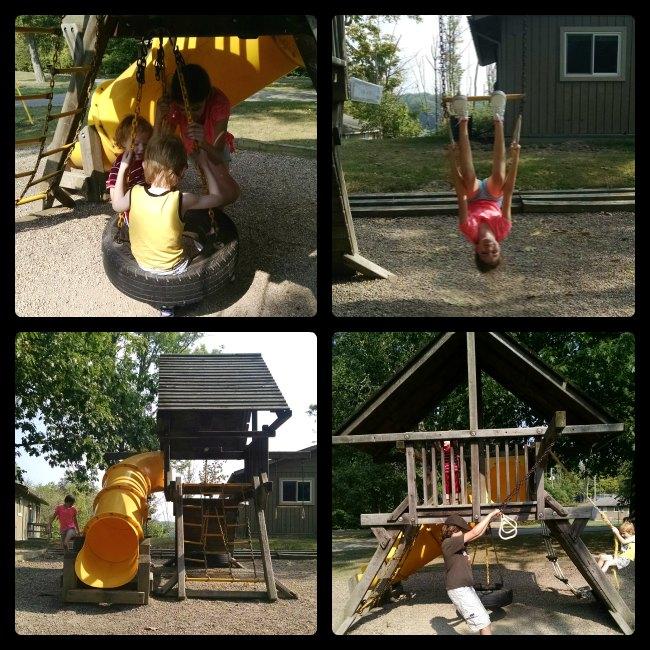 Punderson Manor Playground