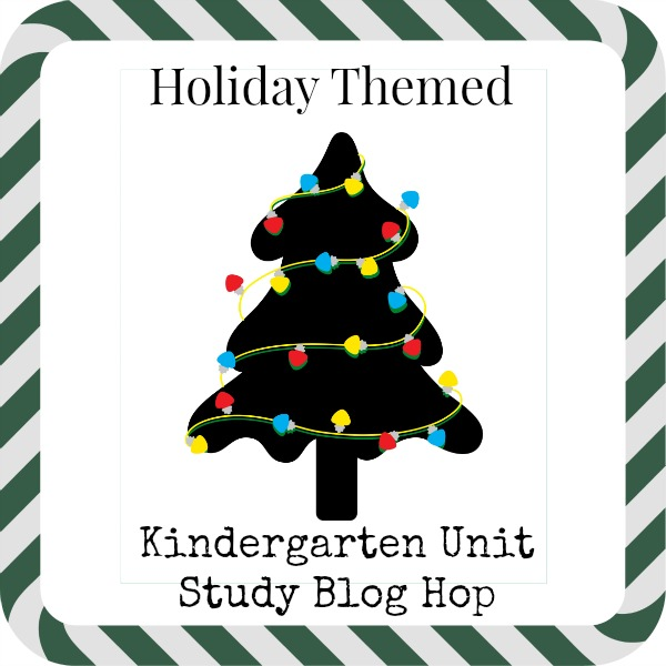 Holiday Themed K unit study