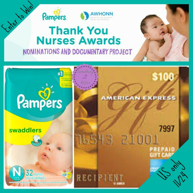 Pampers AmEx Gift Card