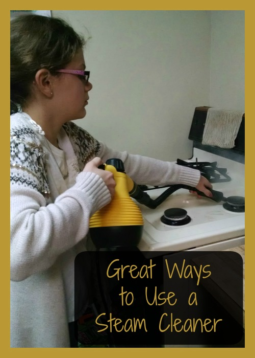 Great Ways to Use a Steam Cleaner