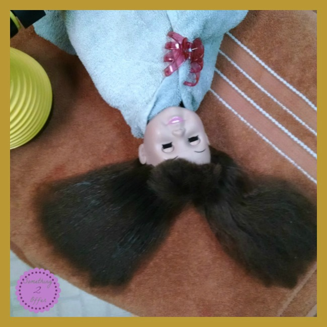 Steam Cleaner Doll Hair