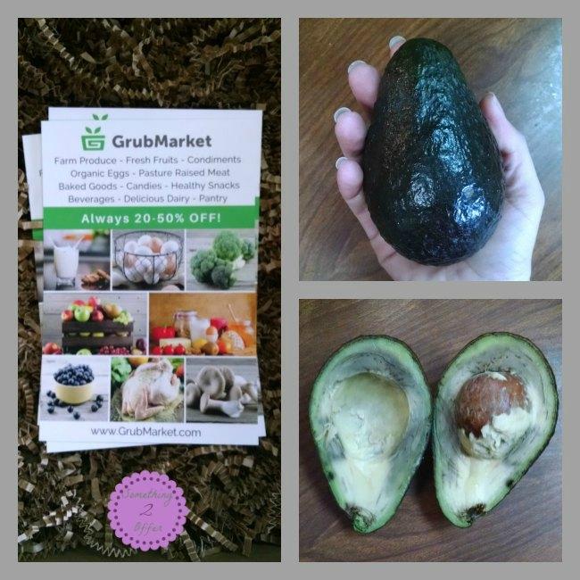 Grub Market avocado