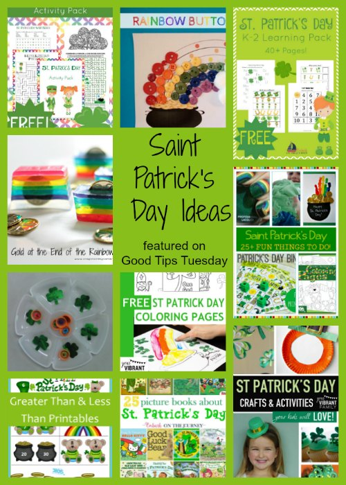 Saint Patrick's Day Ideas mine