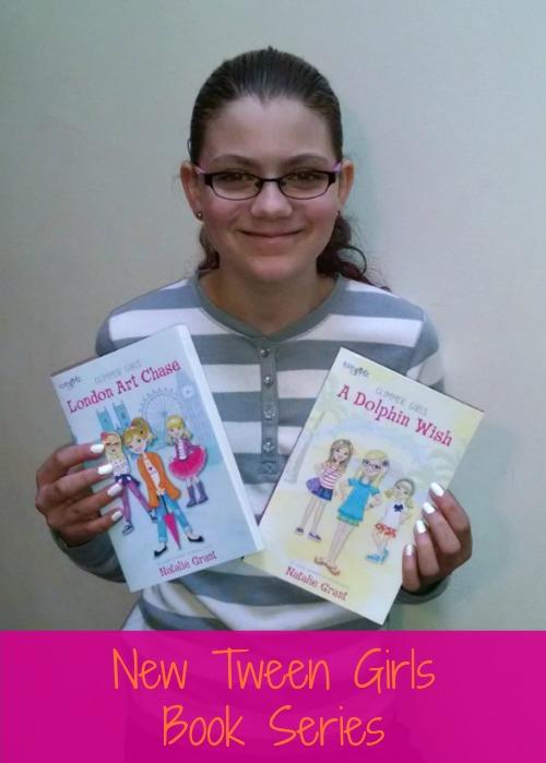 New Tween Girls Book Series