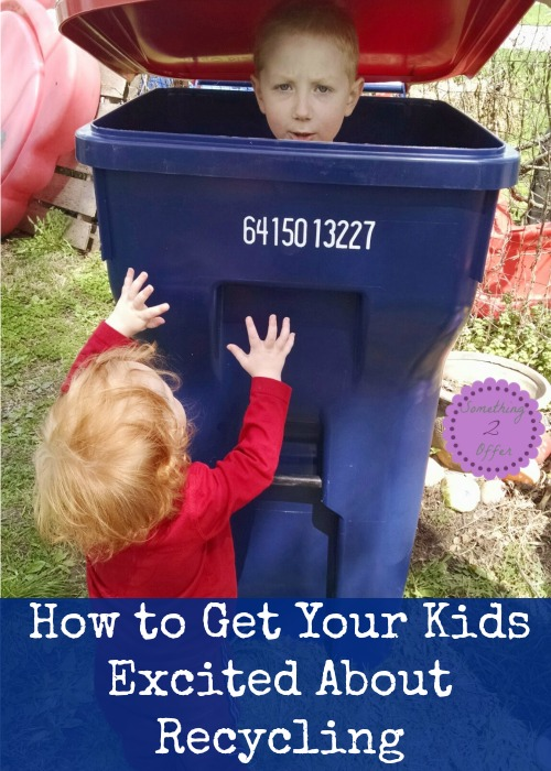 How to Get Your Kids Excited About Recycling
