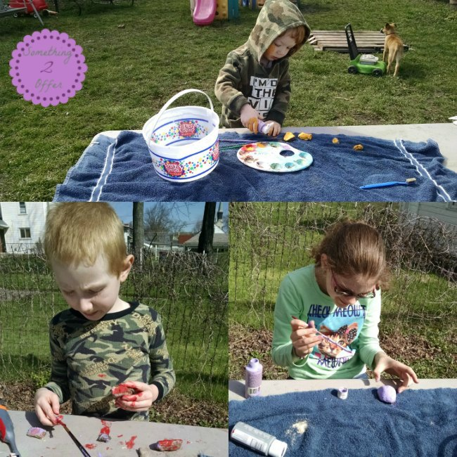 rock painting group