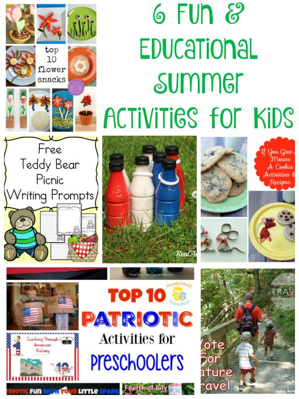 Fun and Educational Summer Activities for Kids