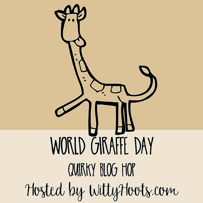 giraffe blog hop