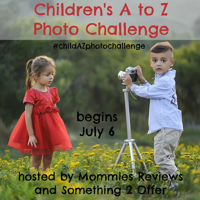 Childrens A to Z Photo Challenge