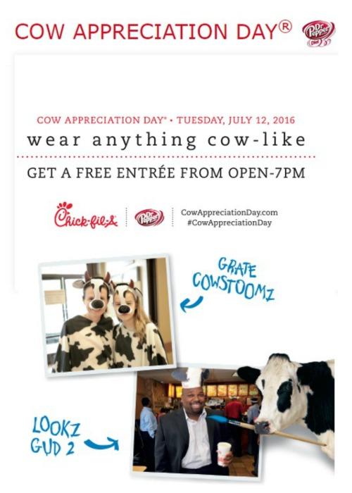 Cow Appreciation Day 2016
