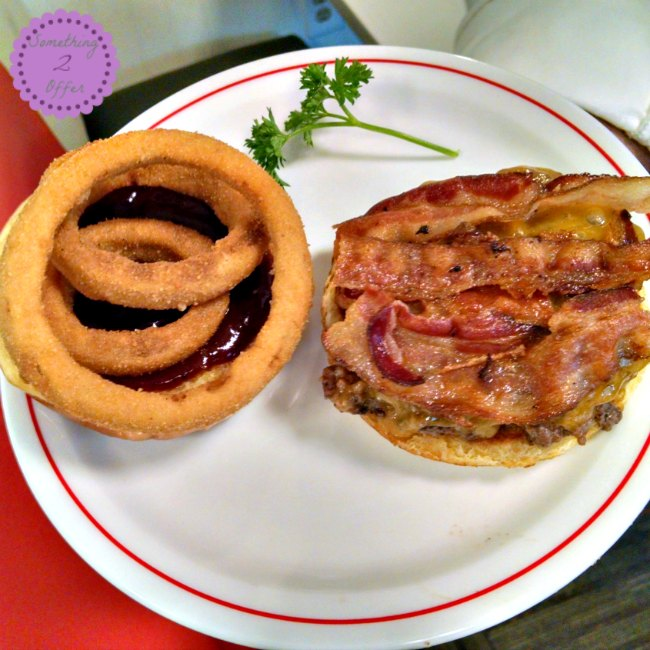 Western BBQ Primetime™ Burger