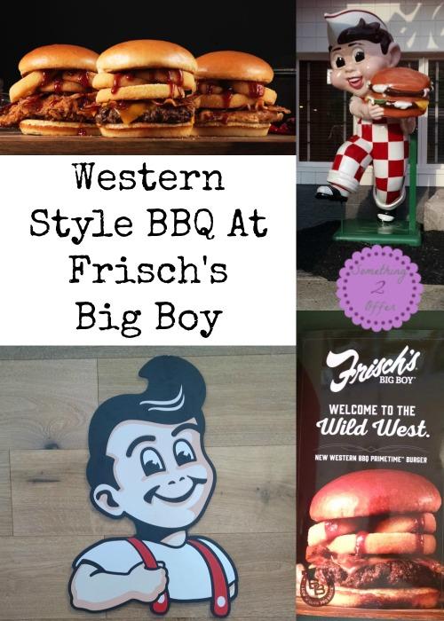 Western Style BBQ At Frisch's Big Boy