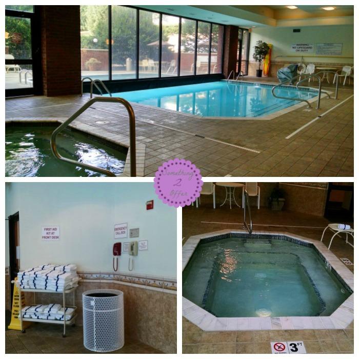 Drury Inn Pool