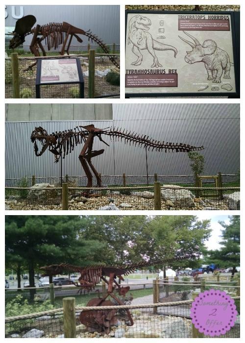 COSI Dinosaurs