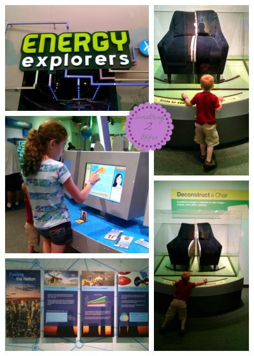 COSI Energy Explorers