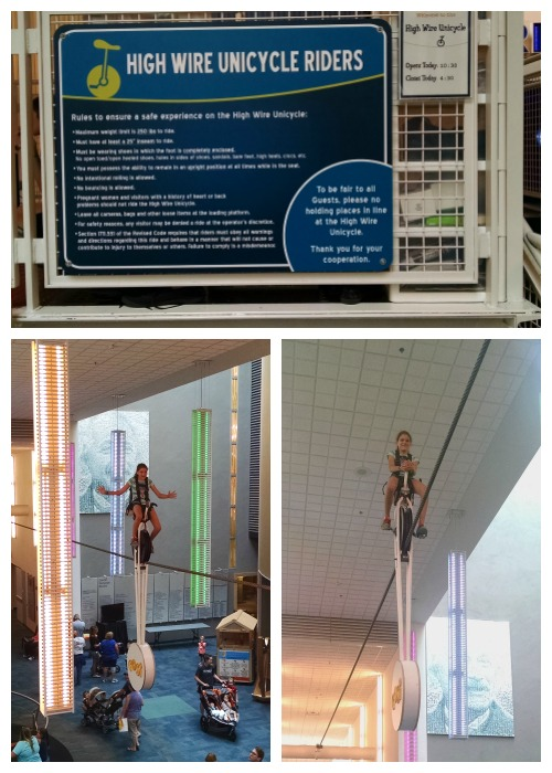 COSI High Wire Unicycle