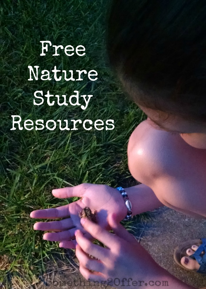Free Nature Study Resources