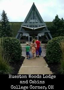 Hueston Woods Lodge and Cabins College Corner, OH