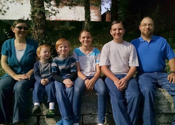 Project Blue November Family