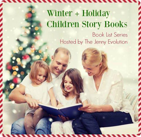 WINTER HOLIDAY CHILDREN STORY BOOKS