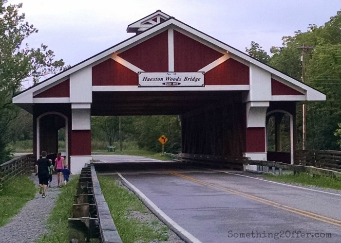 Hueston Woods Bridge