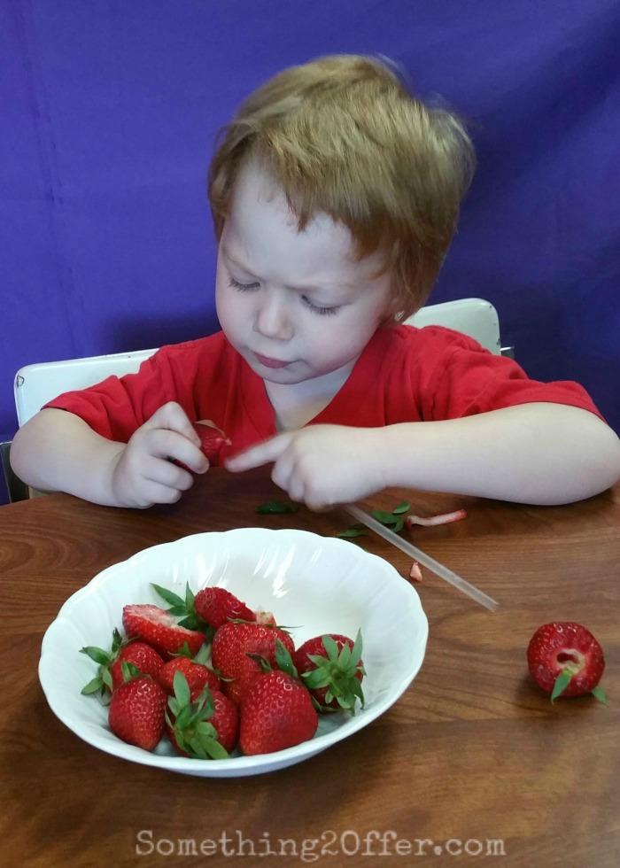 Strawberry Shortcake Sunshine Sweet Corn Lil' Red Strawberry