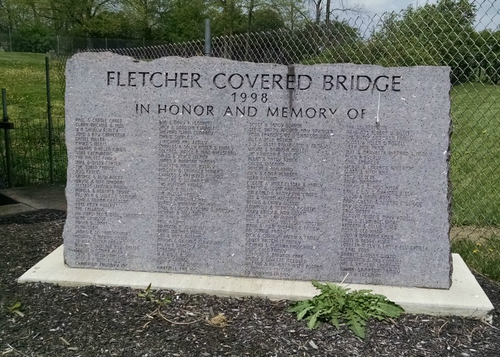 Fletcher Covered Bridge Memorial